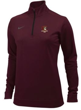 Picture of Nike Womens Dri-fit 1/2 Zip (707448)
